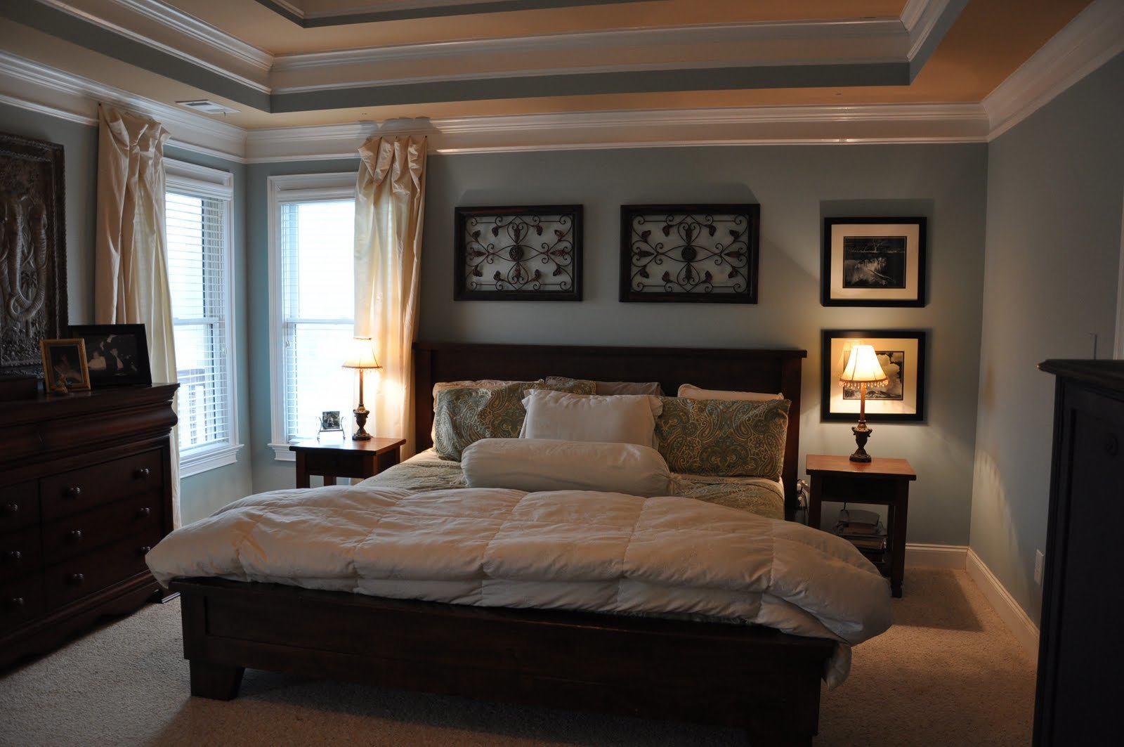 Best Project Campbell My New Master Bedroom Re Do With Pictures
