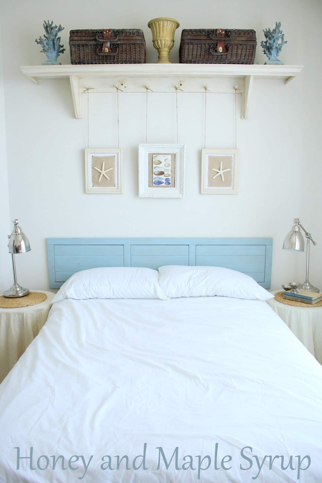 Best Honey And Maple Syrup Half Bedroom Reveal With Pictures