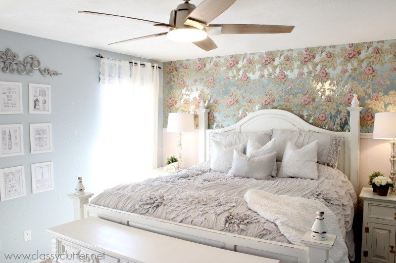 Best Shabby Chic Master Bedroom Makeover With Pictures