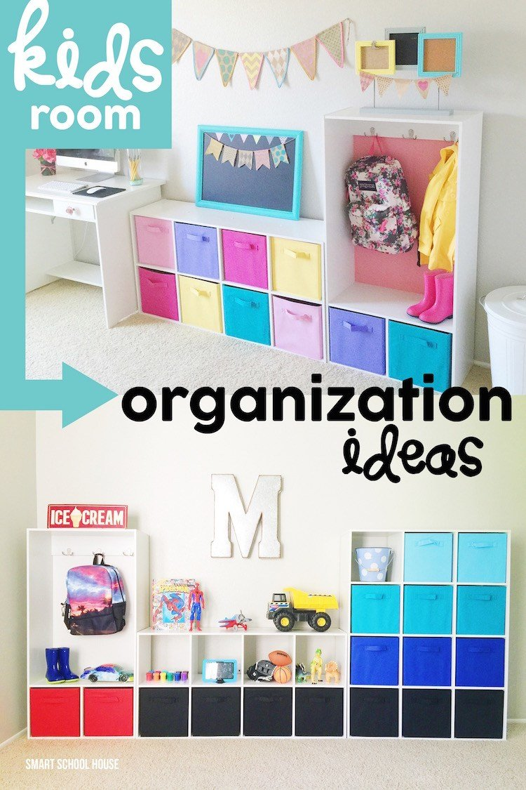 Best Kids Room Organization With Pictures