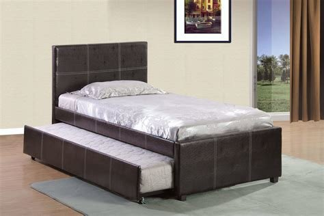 Best Twin Bed With Trundle By Home Source Kids Beds With Pictures