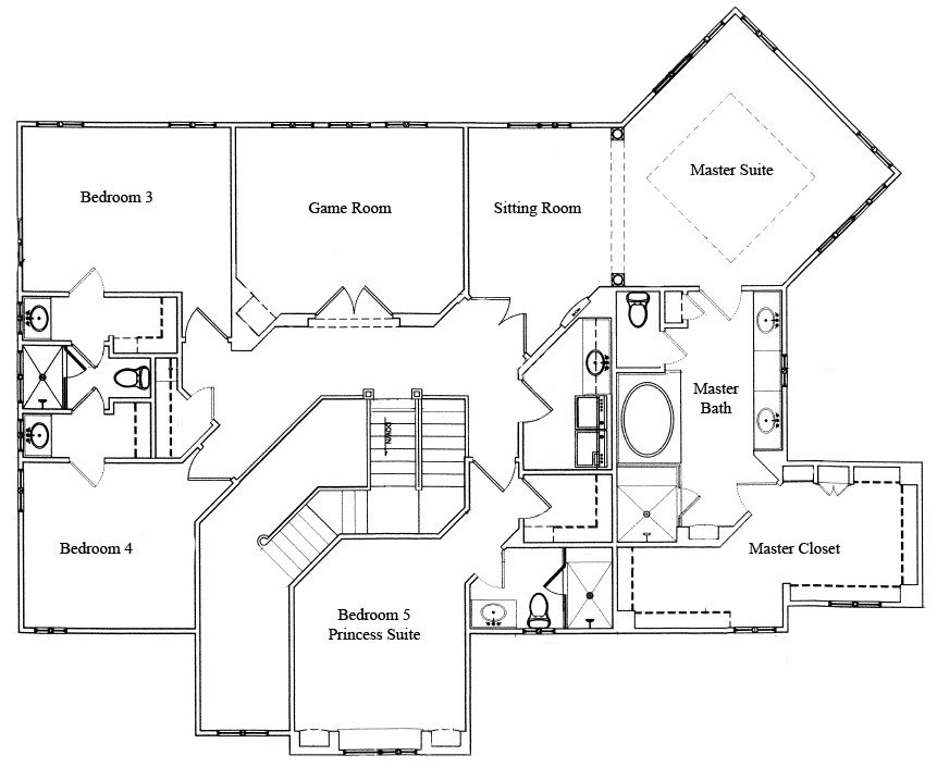 Best Multigenerational Home Plan – Two Master Bedrooms With Pictures