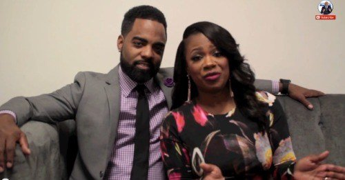 Best Kandi Burruss And Husband Todd Tucker Share Romance Tips With Pictures