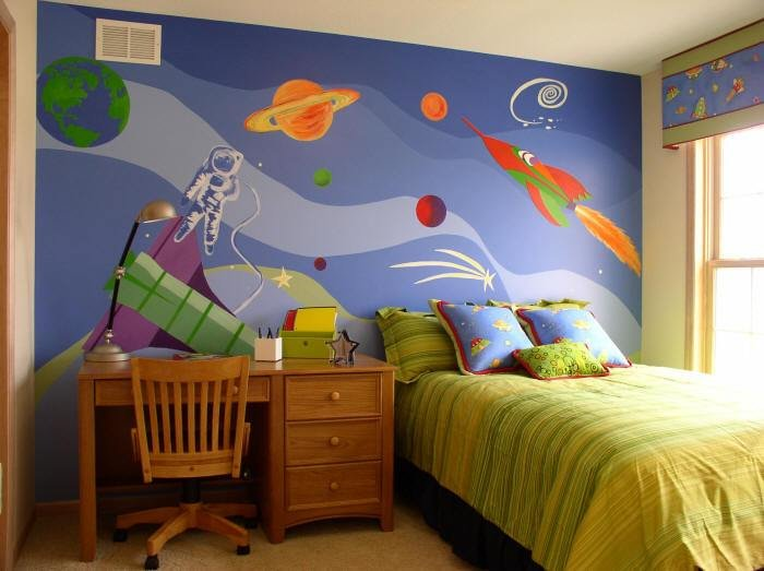 Best 5 Cool Bedroom Theme Ideas For Kids With Pictures