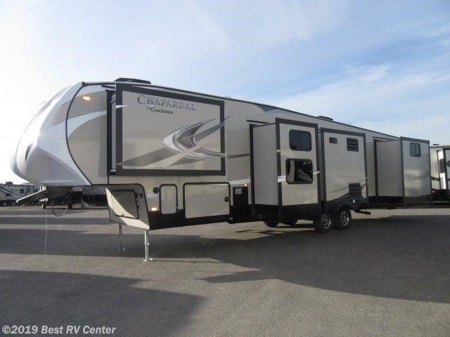 Best 2017 Coachmen Rv Chaparral 371Mbrb Three Bedrooms 2 With Pictures
