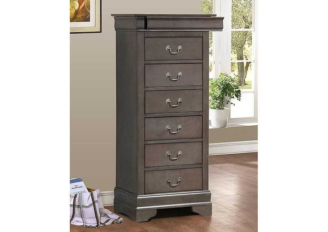 Best Home Furnishings Depot Ny Grey L*Ng*R** Chest With Pictures