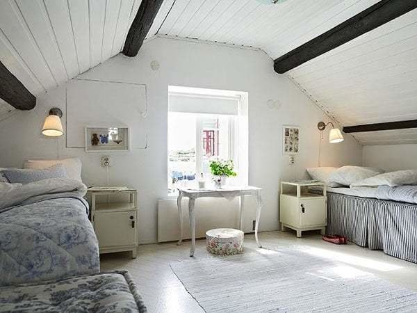 Best Attic Bedroom How To Decorate Attic Bedrooms Decorated Life With Pictures