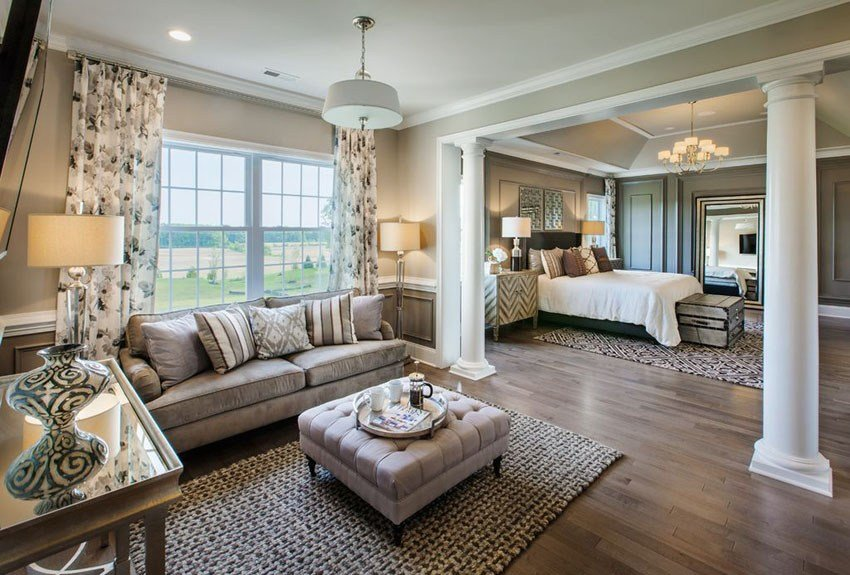 Best Beautiful Bedrooms With Wood Floors Pictures Designing With Pictures