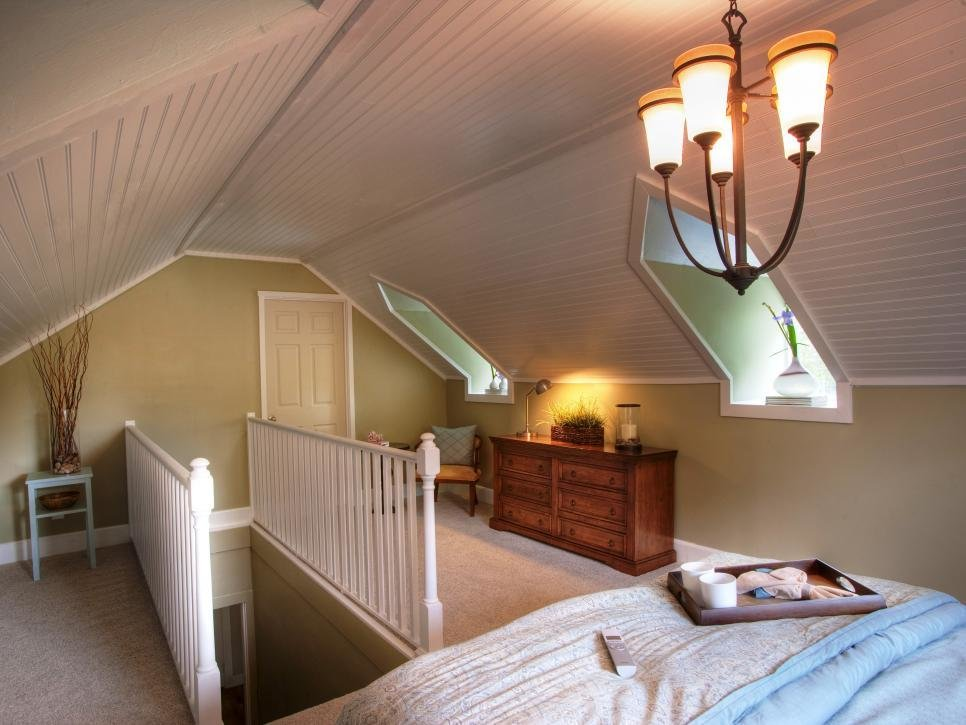 Best Run My Renovation An Unfinished Attic Becomes A Master With Pictures