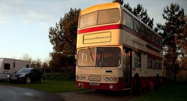 Best Top 5 Double Decker Bus To Motorhome Conversions With Pictures