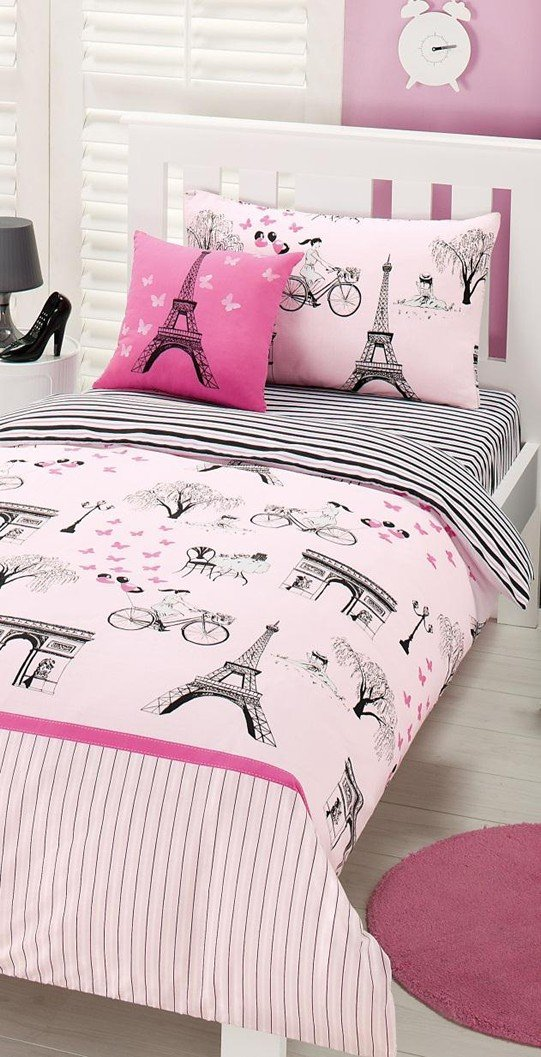 Best Paris Paris Quilt Cover With Pictures