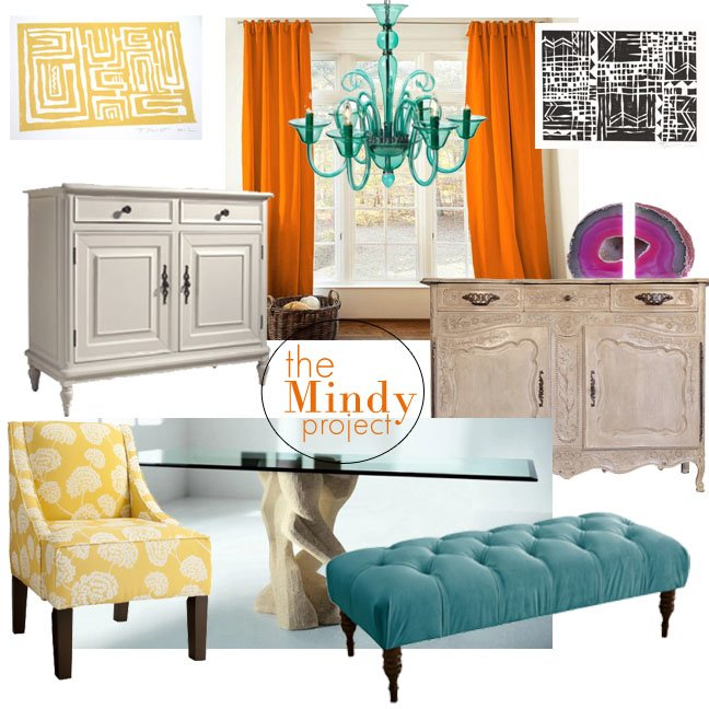 Best Little Yellow Apple The Mindy Project Apartment With Pictures