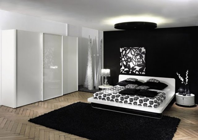 Best Black White And Red Bedroom Ideas 5 Small Interior Ideas With Pictures