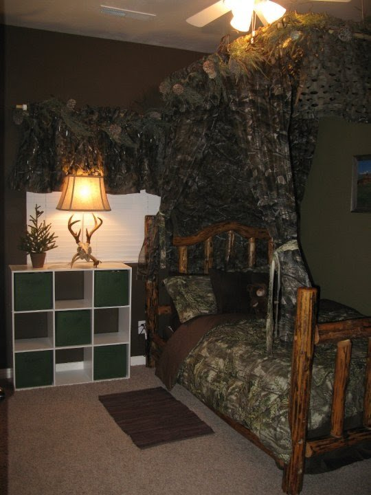 Best The Funky Letter Boutique How To Decorate A Boys Room In A Hunting Realtree Camo Theme With Pictures