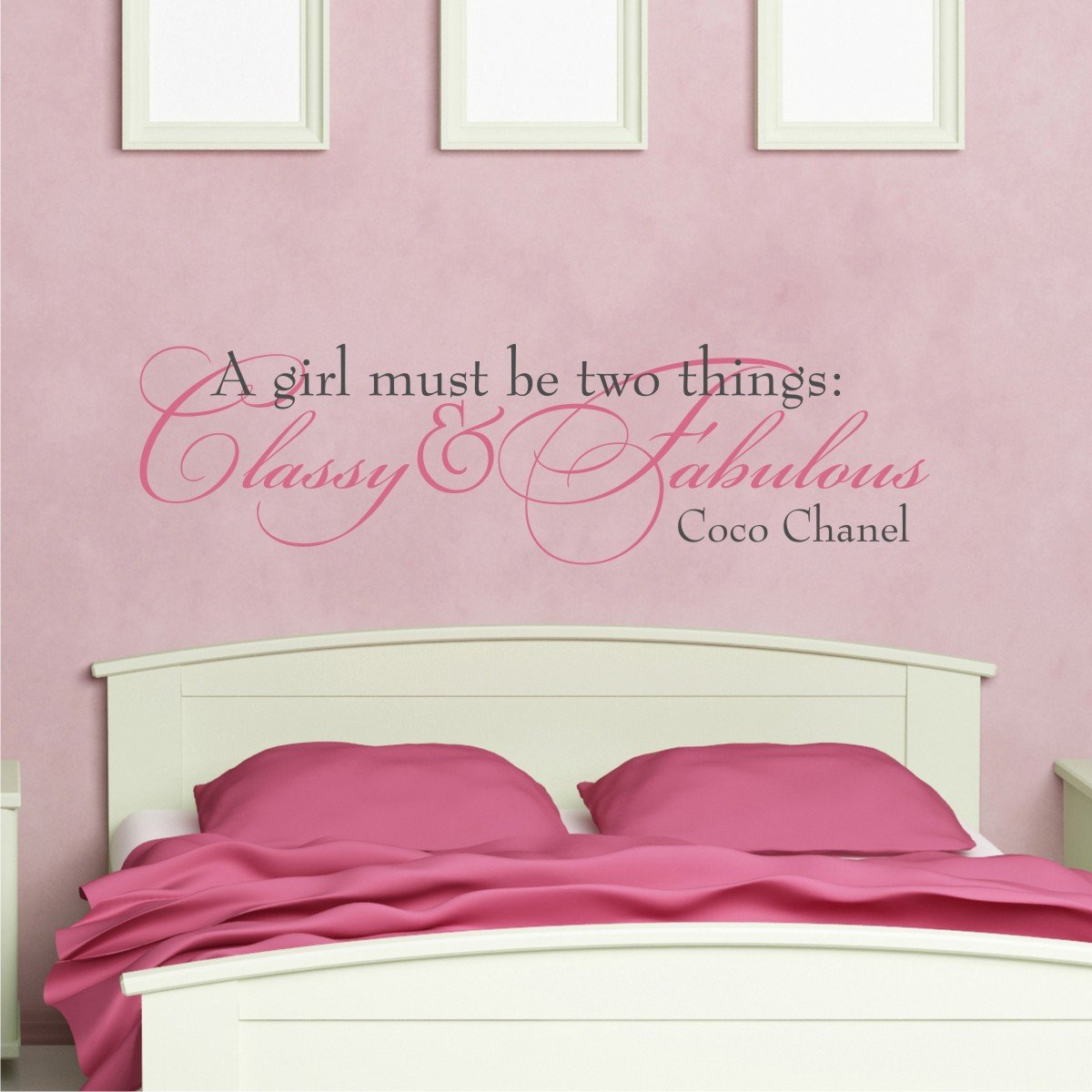 Best Inspirational Quotes For Girls Room Quotesgram With Pictures