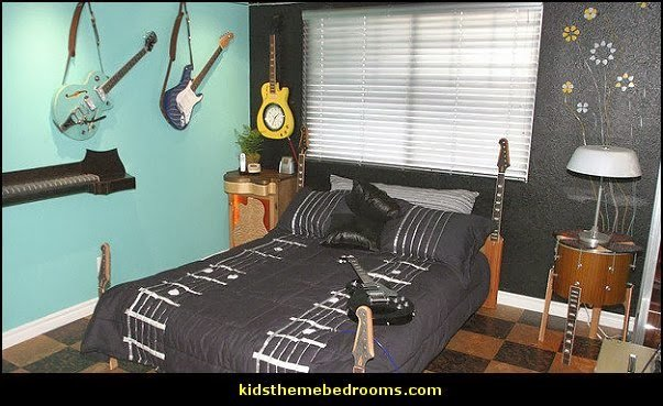 Best Decorating Theme Bedrooms Maries Manor Music Bedroom With Pictures