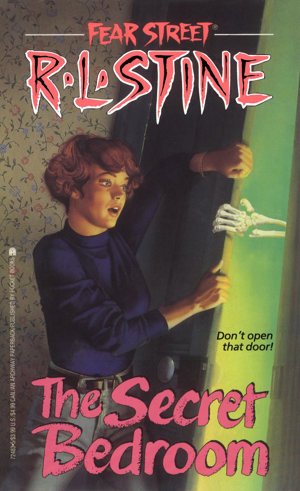 Best The Secret Bedroom Fear Street Ebook By R L Stine With Pictures
