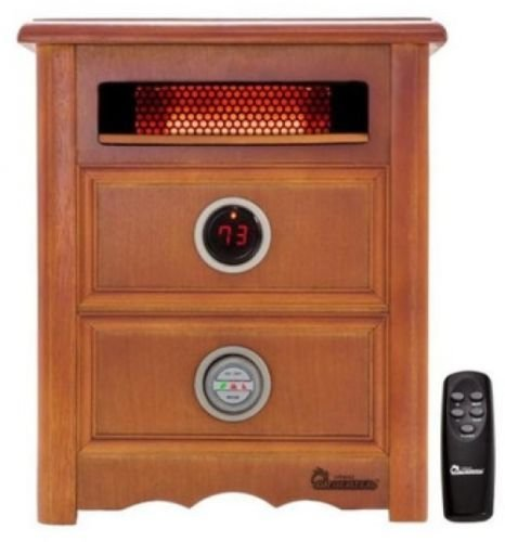 Best Infrared Heater Nightstand Portable Electric Remote With Pictures