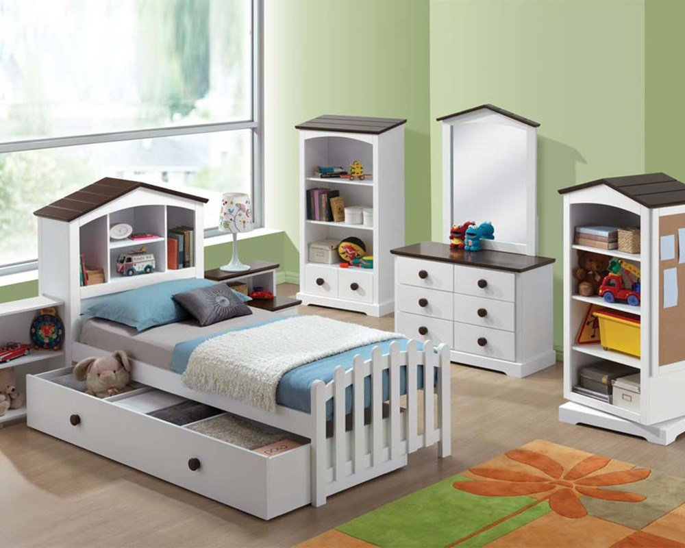 Best Acme Bedroom Set Docila Ac30220Set With Pictures