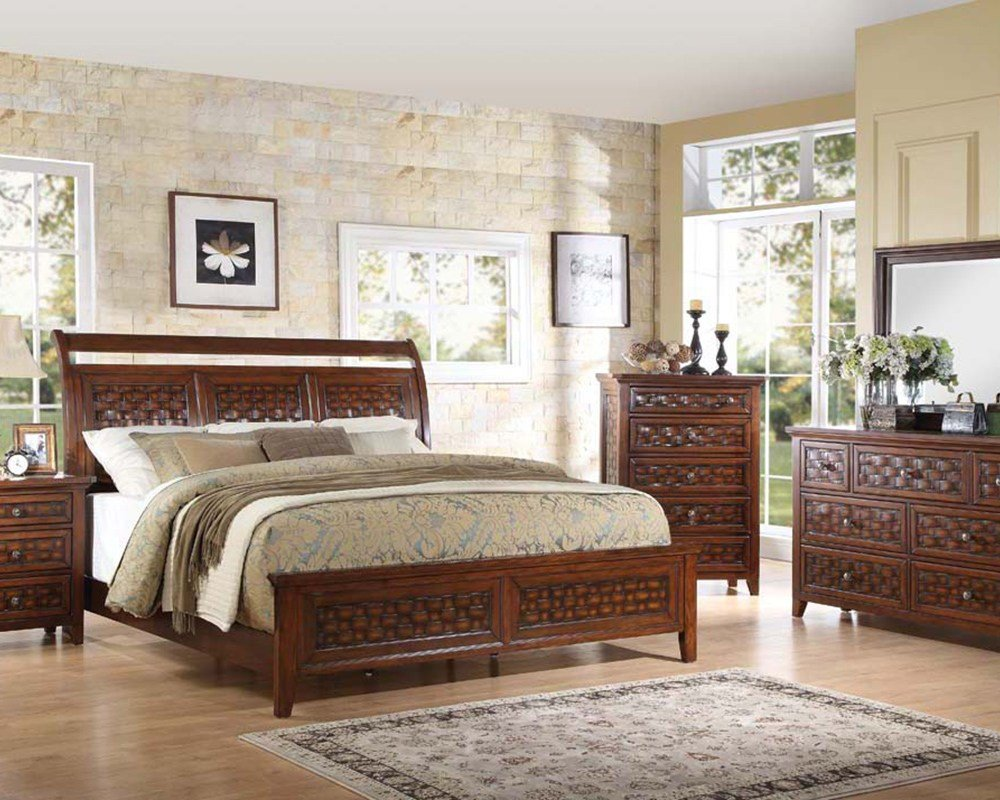 Best Bedroom Set Carmela By Acme Furniture Ac24780Set With Pictures