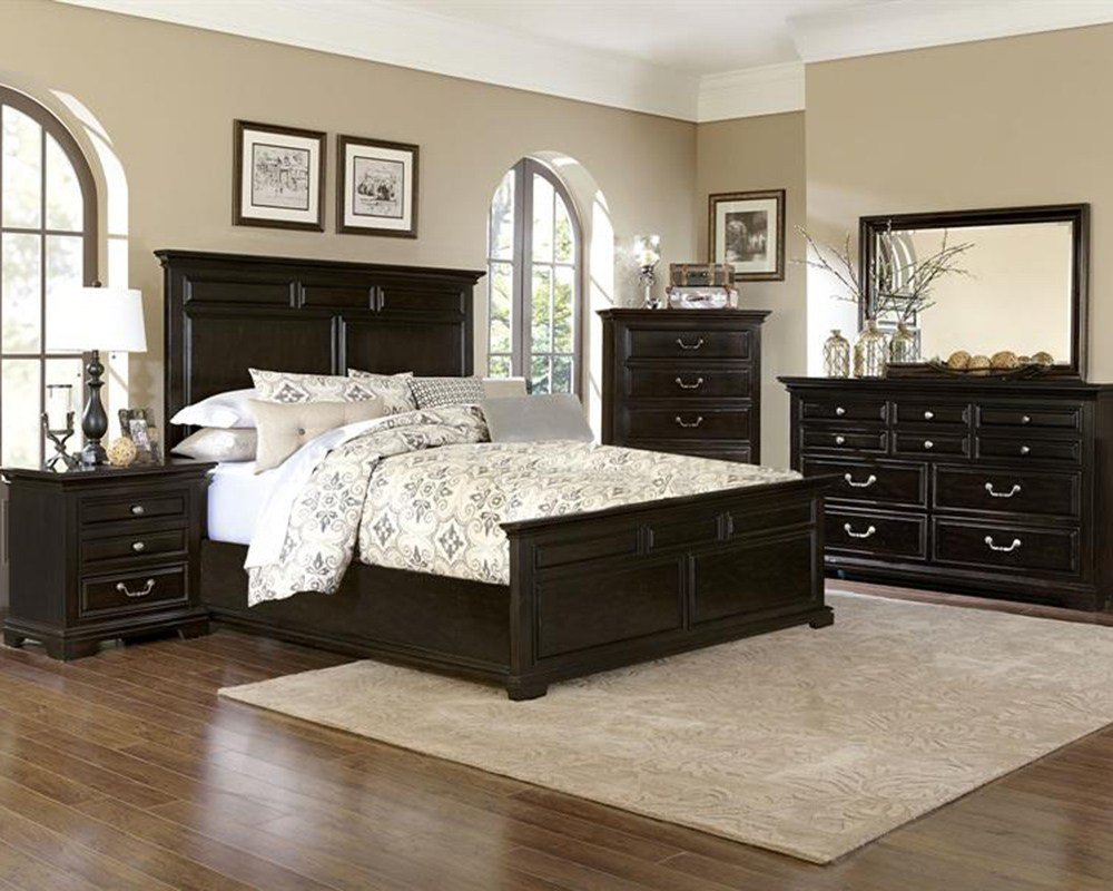 Best Traditional Bedroom Set Abernathy By Magnussen Mg B2564 54Set With Pictures