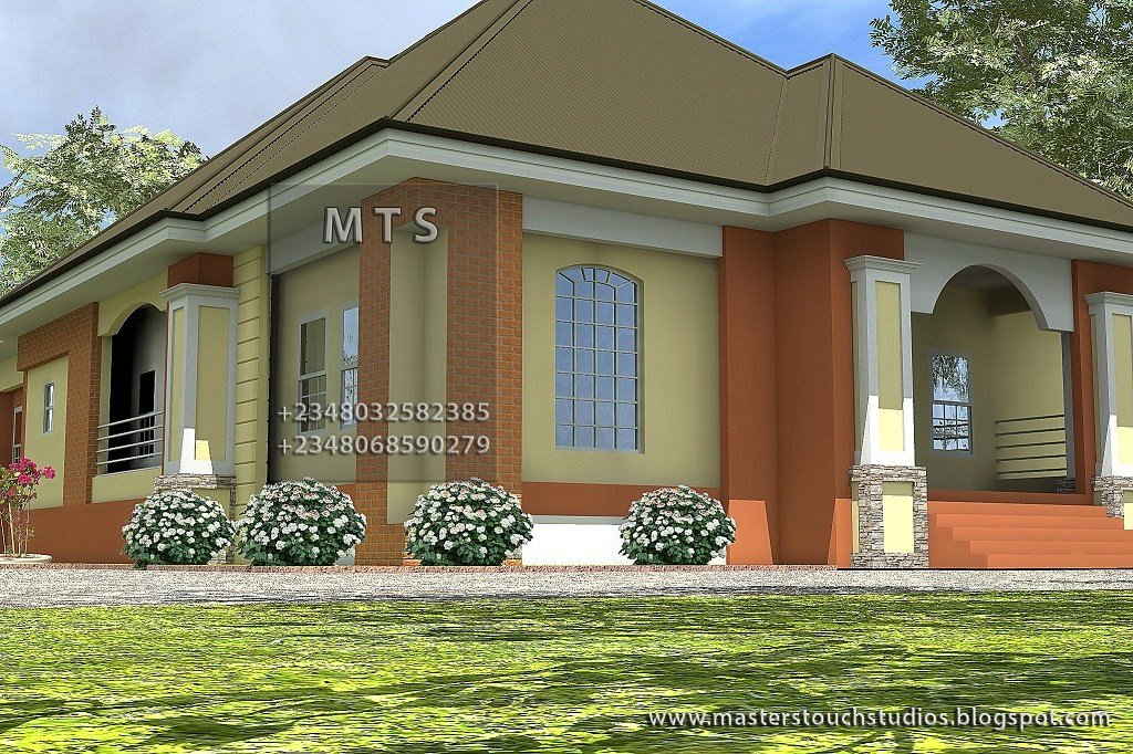Best 3 Bedroom Bungalow Designs Bungalow House Designs With Pictures