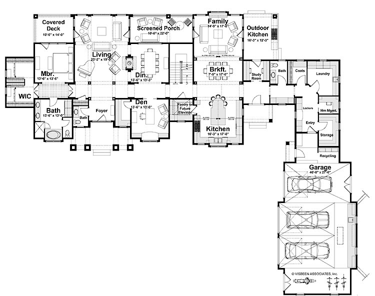 Best L Shaped House Plans With Garage L Shaped House Plans With With Pictures