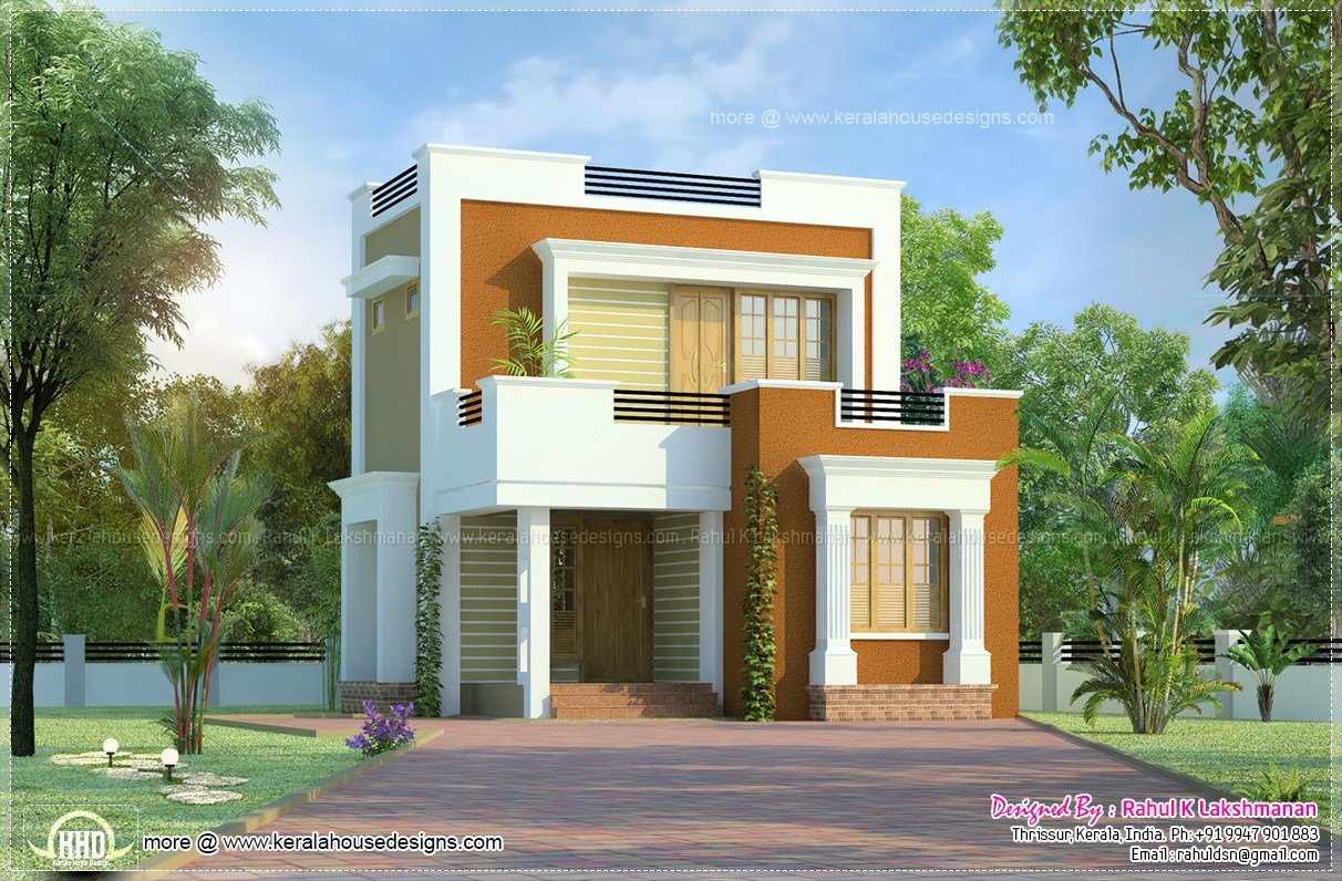 Best Cute Small House Designs Small Two Bedroom House Plans With Pictures