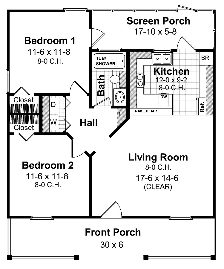 Best House Plans Under 800 Sq Ft 3 Bedroom House Plans 800 Sq With Pictures