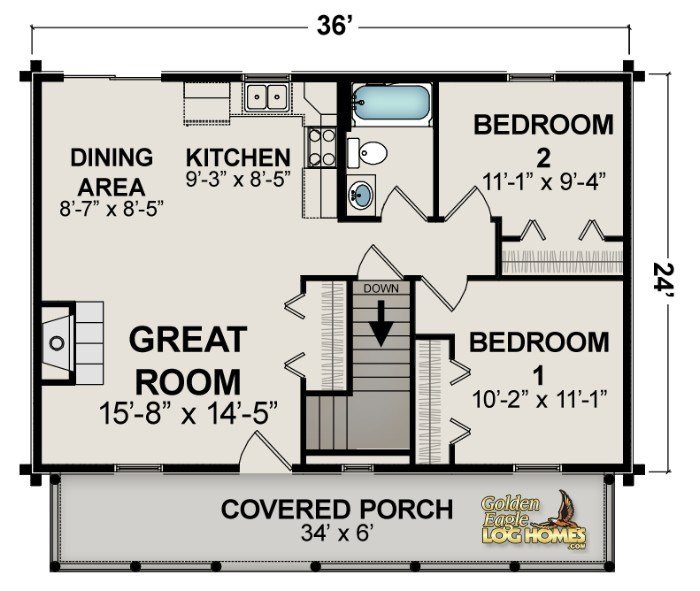 Best Small Two Bedroom House Plans Small House Plans Under 1000 With Pictures
