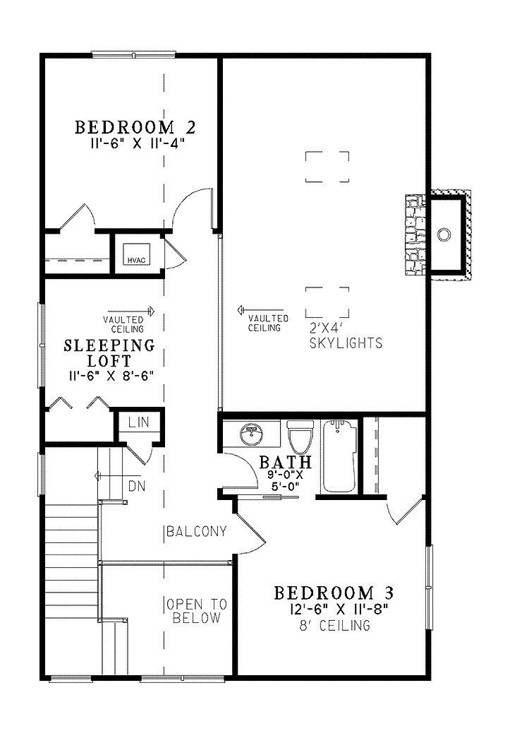 Best 2 Bedroom Cottage Floor Plans Small 2 Bedroom Cottage 2 With Pictures