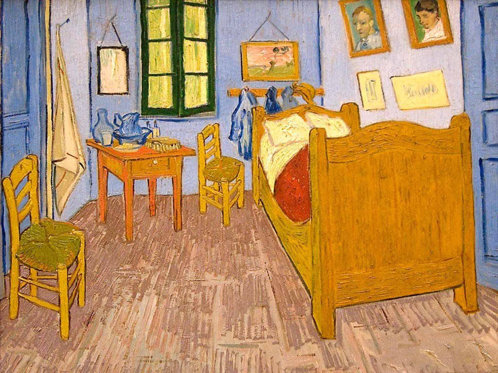 Best Art History News Van Gogh S Van Goghs With Pictures