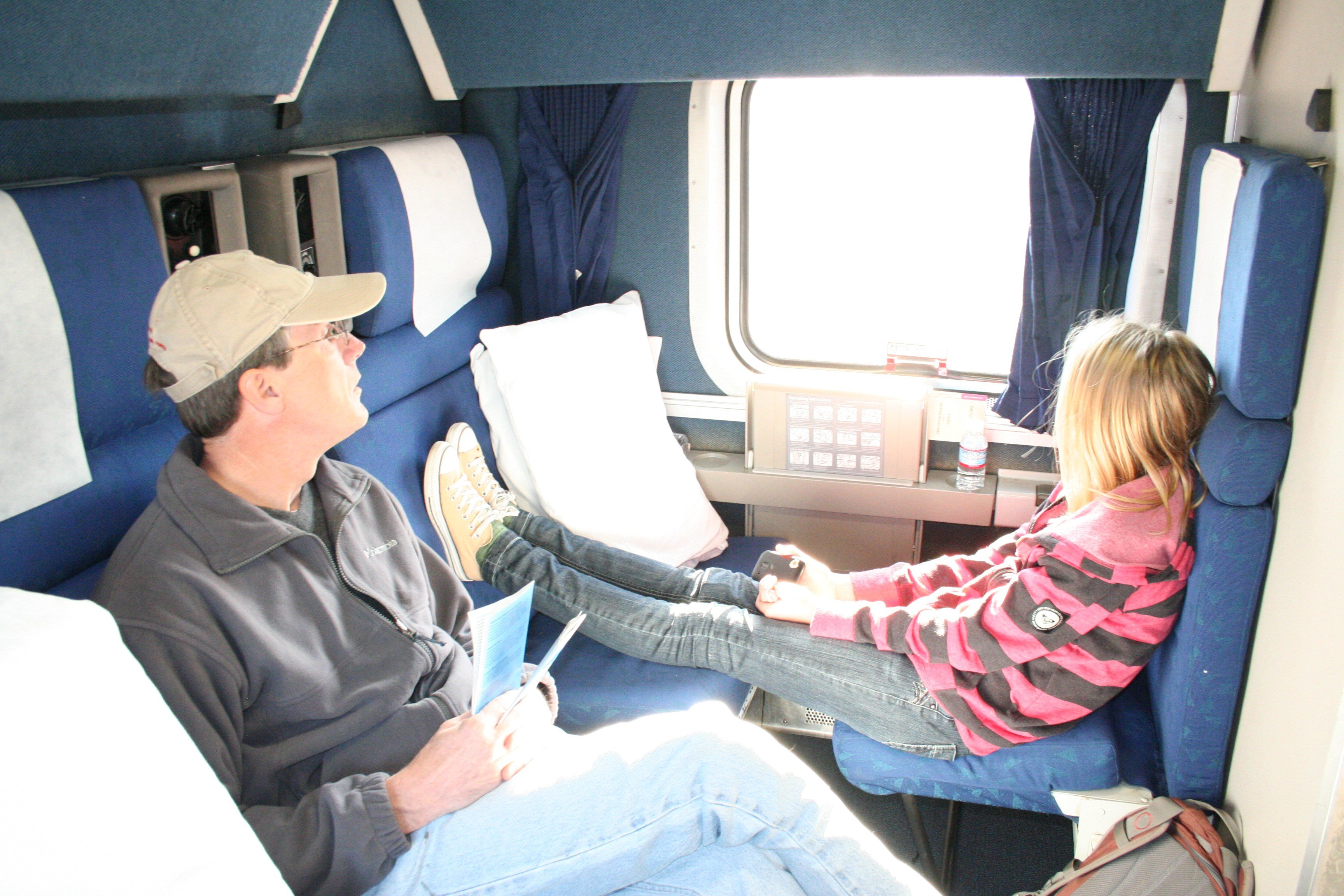 Best More About The Accommodations On Amtrak Eureka Family With Pictures