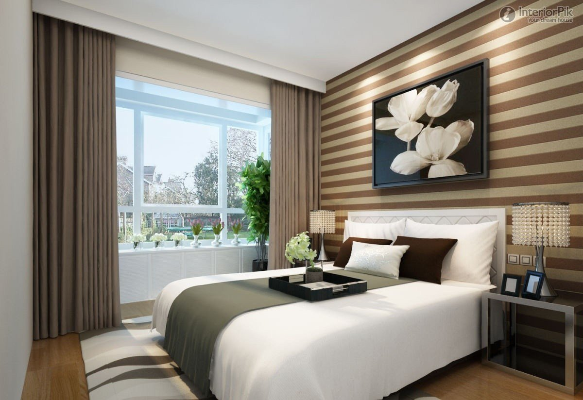 Best Master Bedroom Wallpaper 14 Home Ideas Enhancedhomes Org With Pictures
