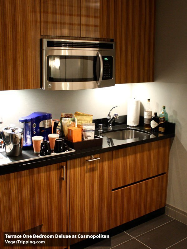 Best The Cosmopolitan Terrace One Bedroom Suite The Vt Soft With Pictures