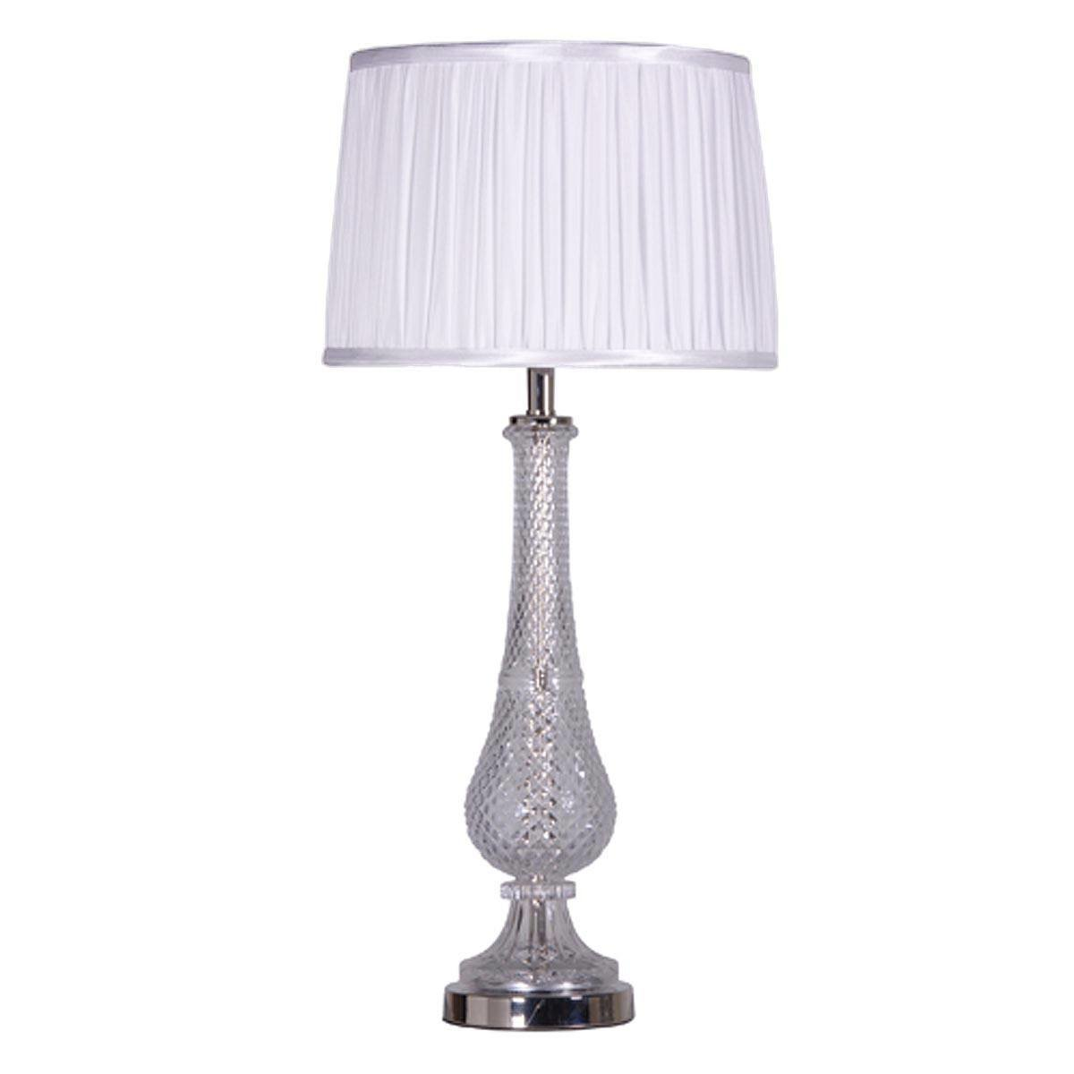 Best Elodie Cut Glass Elegant Table Lamp French Bedroom Company With Pictures