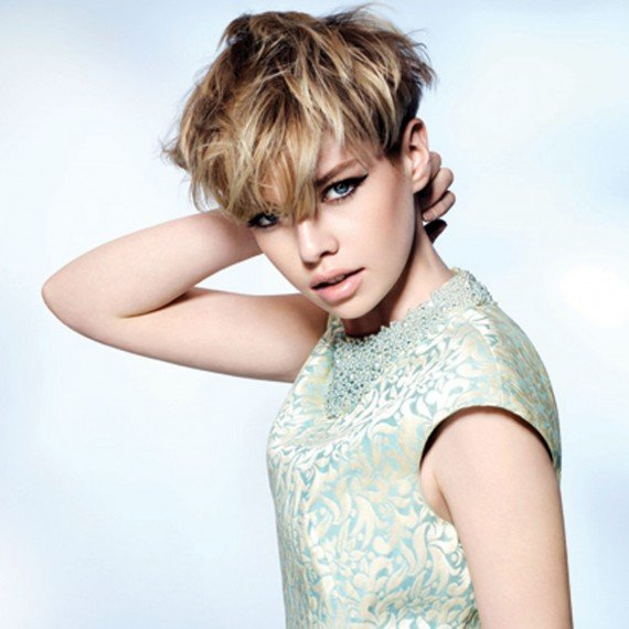 Free Short Hairstyles Woman And Home Wallpaper