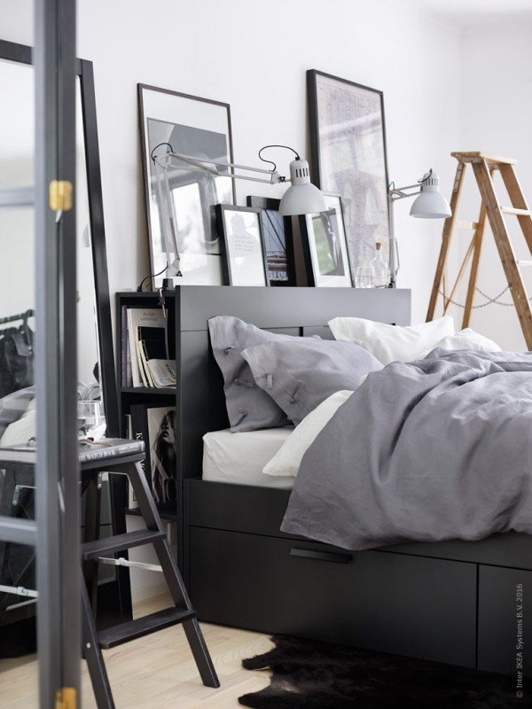 Best Cool Modern Ikea Bedroom Daily Dream Decor With Pictures