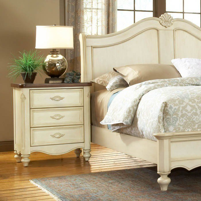 Best Chateau French Country Sleigh Bedroom Set Dcg Stores With Pictures