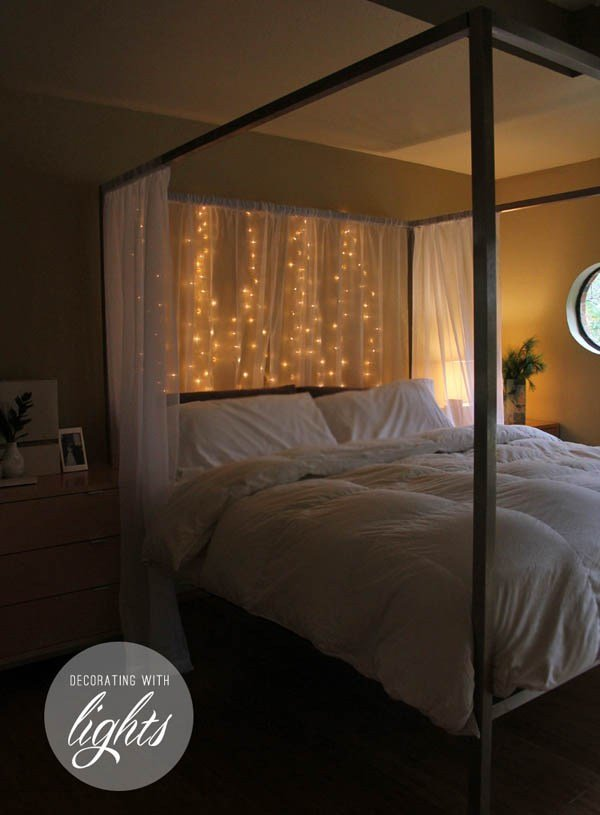 Best Starry Starry String Lights Year Round Home Decor Decorating Your Small Space With Pictures
