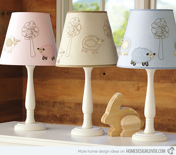 Best 15 Stylish Girls Bedroom Table Lamps Decoration For House With Pictures