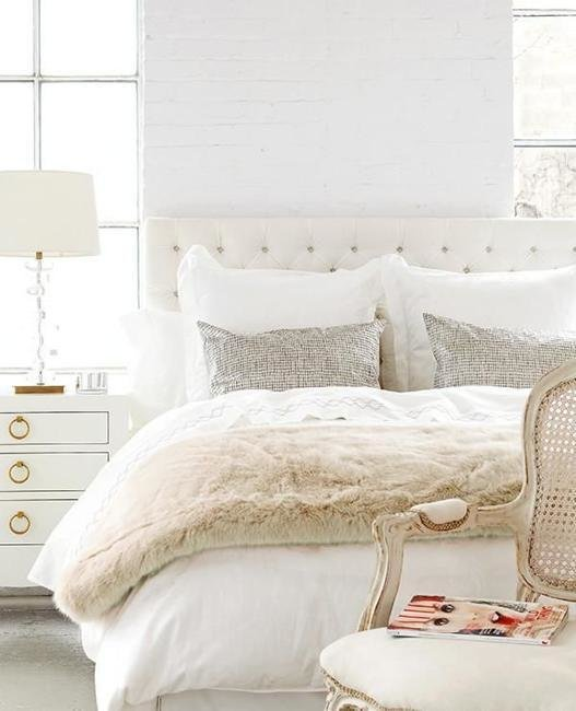 Best 25 Modern Ideas For White Bedroom Decorating With Pictures