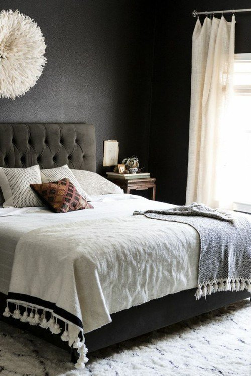 Best Why Dark Walls Work In Small Spaces – Design Sponge With Pictures