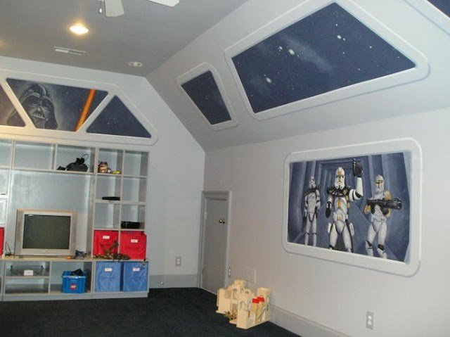 Best Star Wars Kids Room Ideas With Pictures