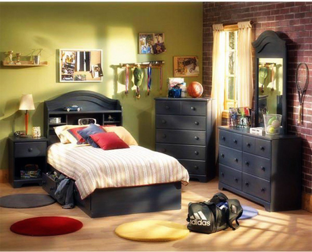 Best Full Gray Bed Set For Teenage Boys Furniture Ideas With Pictures