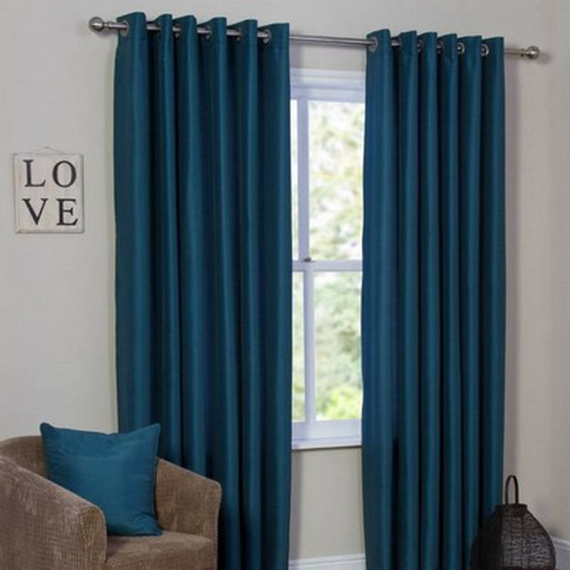 Best Teal Blue Curtains – Bedroom With Pictures