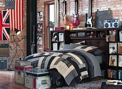 Best Classic Rock Themed Bedroom Home Decoration Live With Pictures