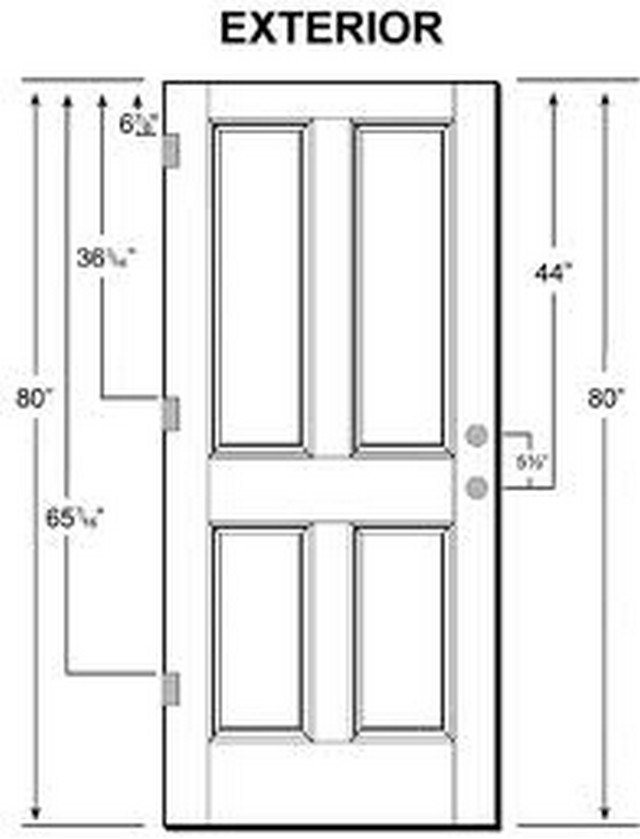 Best Awesome Standard Door Hdb Door Width Standard Door With Pictures