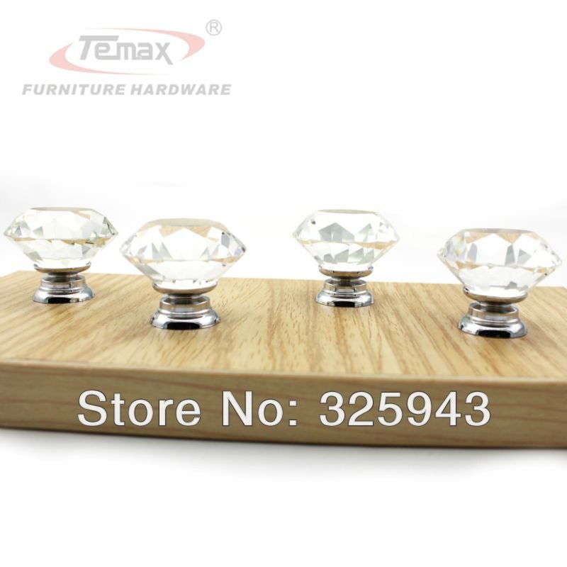 Best Clear Zinc Glass Crystal Bedroom Furniture Kitchen Drawer With Pictures