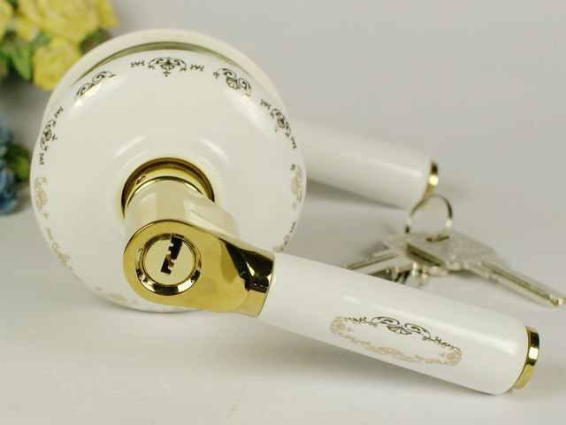 Best Free Shipping High Quality Bathroom Key Locks Door Lock With Pictures